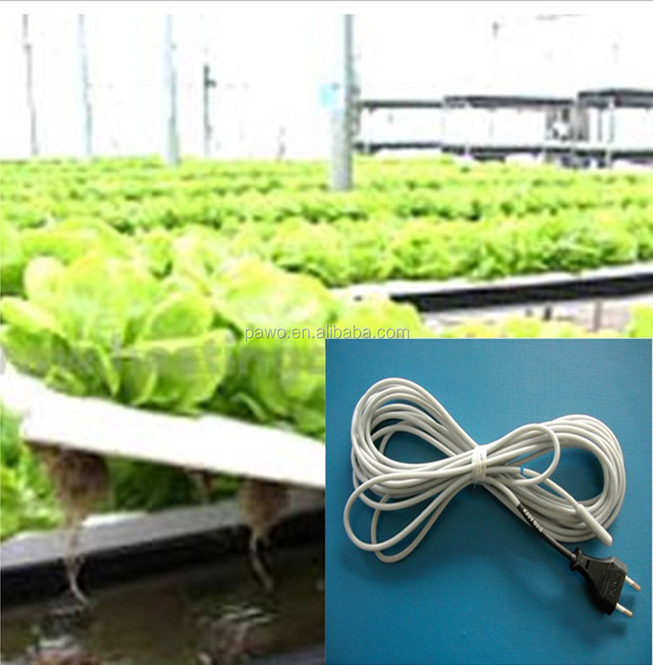 Factory direct sales SOIL WARMING HEATING CABLE FOR BEDDING & SEED PROPAGATORS