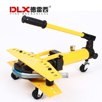 Best selling Power Tools New Design Bending Machines Hydraulic Pipe Bender