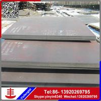 Manganese steel plate/steel plate ss400 most selling product in alibaba