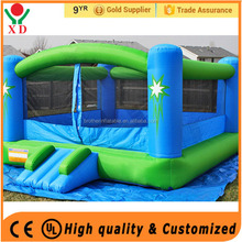 Children jumping castle, kids inflatable bounce bed , cheap inflatable bounce for supply