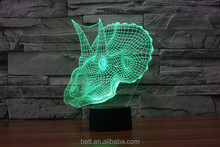 3d led table lamp 3d night light led 3d lamp