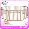 8 Panel Pet Dog Gate Room Divider playpen