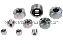 Wire drawing die for galvanised wire