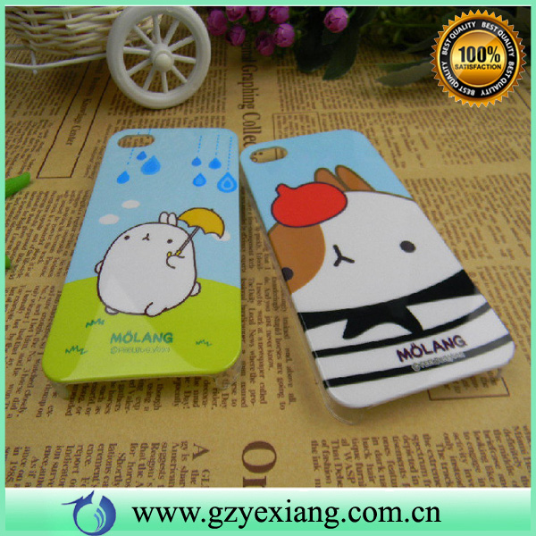 high quality imd fancy cell phone case for iphone 5/5s soft tpu cover