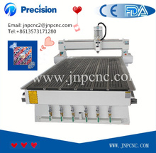 Best sales 1325 metal milling cnc router for aluminum cutting machine cnc ,wood milling machine for cabinet making