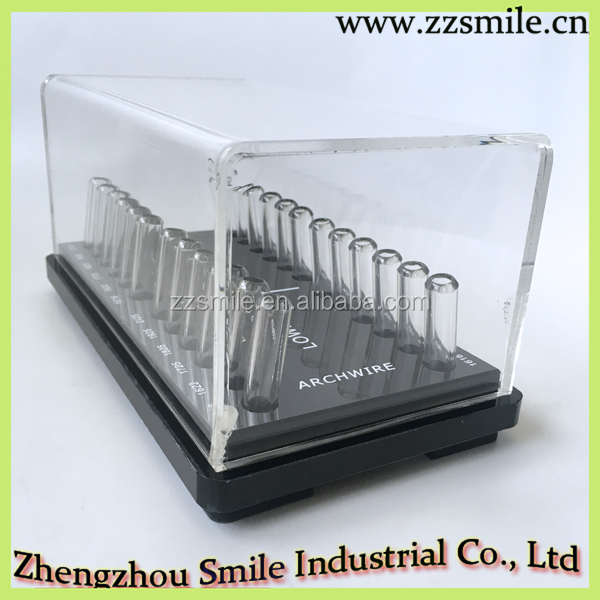 Dental Arch Wire Box/Dental Orthodontic Preformed Wire Place Bur Box