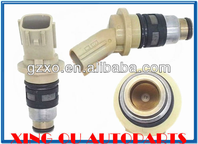 Fuel Injector/injection/injecteur / Nozzle 16600-73C00/A46-H02 FOR NISSAN SUNNY N15 B14 GA16_