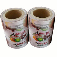 colorful printed soap daily use plastic film