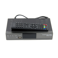 New Type ! SYTA hd 1080p DVB T2&S2 combo Hot sale! Factory cheap price Digital Combo Receiver with powervu