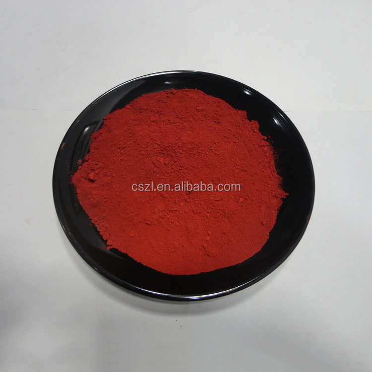 Iron Oxide Red Fe2O3 powder made in China