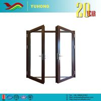 2016 new product low prices design sound insulation sunburst entry door