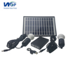 Mini Home Solar Lighting System Portable