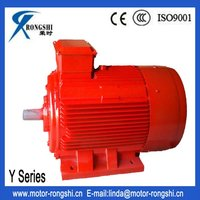 Y Motor ac induction slip ring motors