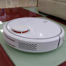 China wholesale white good quality lithium battery low price smart dry xiaomi mi robot vacuum cleaner