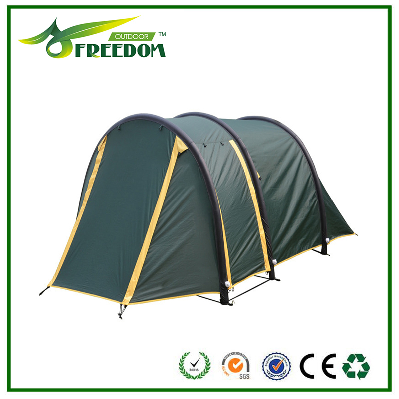 Tent with inflatable frame cheap camping tent