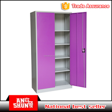 2017 new hot sale second hand steel office cupboard cabinet