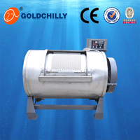 30kg, 50kg,70kg, 100kg large capacity industrial horizontal washing machine for sale