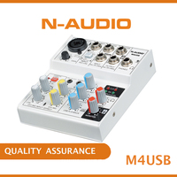 N Audio M4 USB Interface Mixer