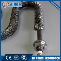 Electric Tubular Finned Heater Air Heating Element