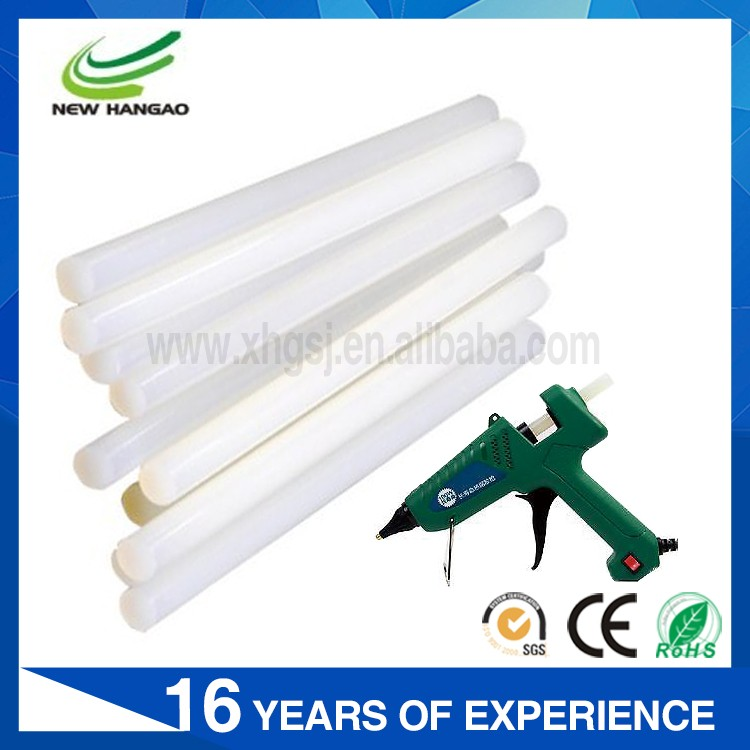 Hard hot melt glue stick 11mm for Christmas gift and handcraft