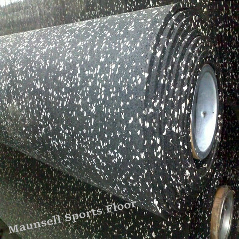 3-50MM Rubber Roll/Tile/interlock Gym Flooring On Sale