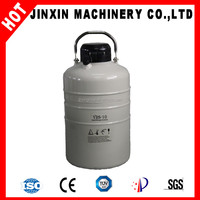 Aluminium alloy Container, Suitable for Containing Liquid Nitrogen used for seeds and semen storage