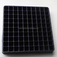 2016 New Plastic Seedling tray /PS Nursery tray / Seed tray