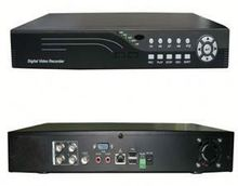 2013 HOT Sales High Quality H.264 4Chs Network dvr net software