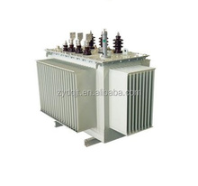 Factory supplier 3 phase S11 oil immersed 1 mva power transformer