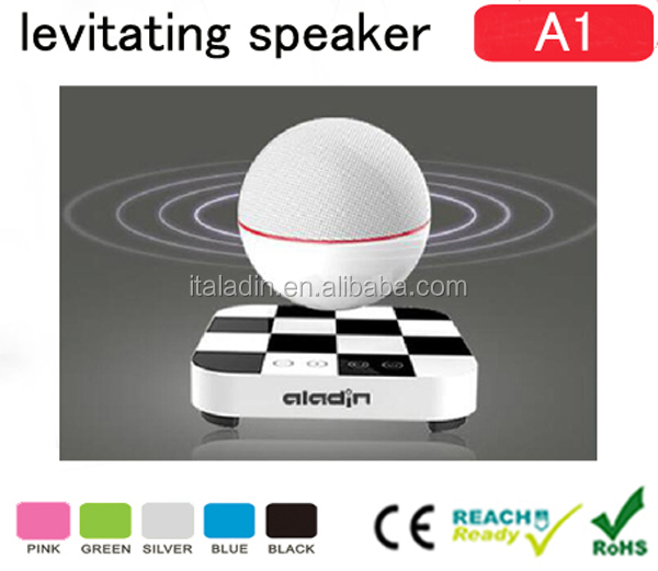Levitating Bluetooth Wireless Floating ball Speaker System Maglev Magnetic Levitation products
