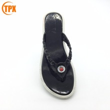 cheap price arabic slippers woman plastic slipper shoes pvc flip flop of china