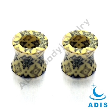 acrylic flared tunnel expander dongguan manufacturer alibaba jewelry