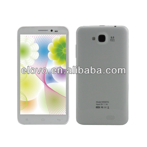 cheap 5.7 inch IPS LCD,Android 4.2 smart phone
