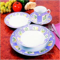 dinnerware set arabic,unbreakable dinnerware set,indian dinnerware set