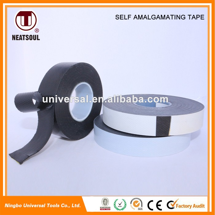 Best Selling waterproof self amalgamating adhesive tape for electric cable connection