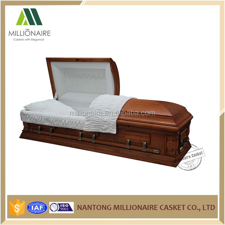 Import cheap goods from china cinerary casket