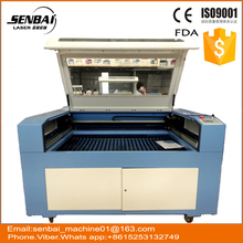 China manufacturer co2 laser engraving machine 1390 with best quality and low price