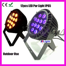 stage par light quad color 4in1 led par light waterproof 12pcs 10w best price led par64 light