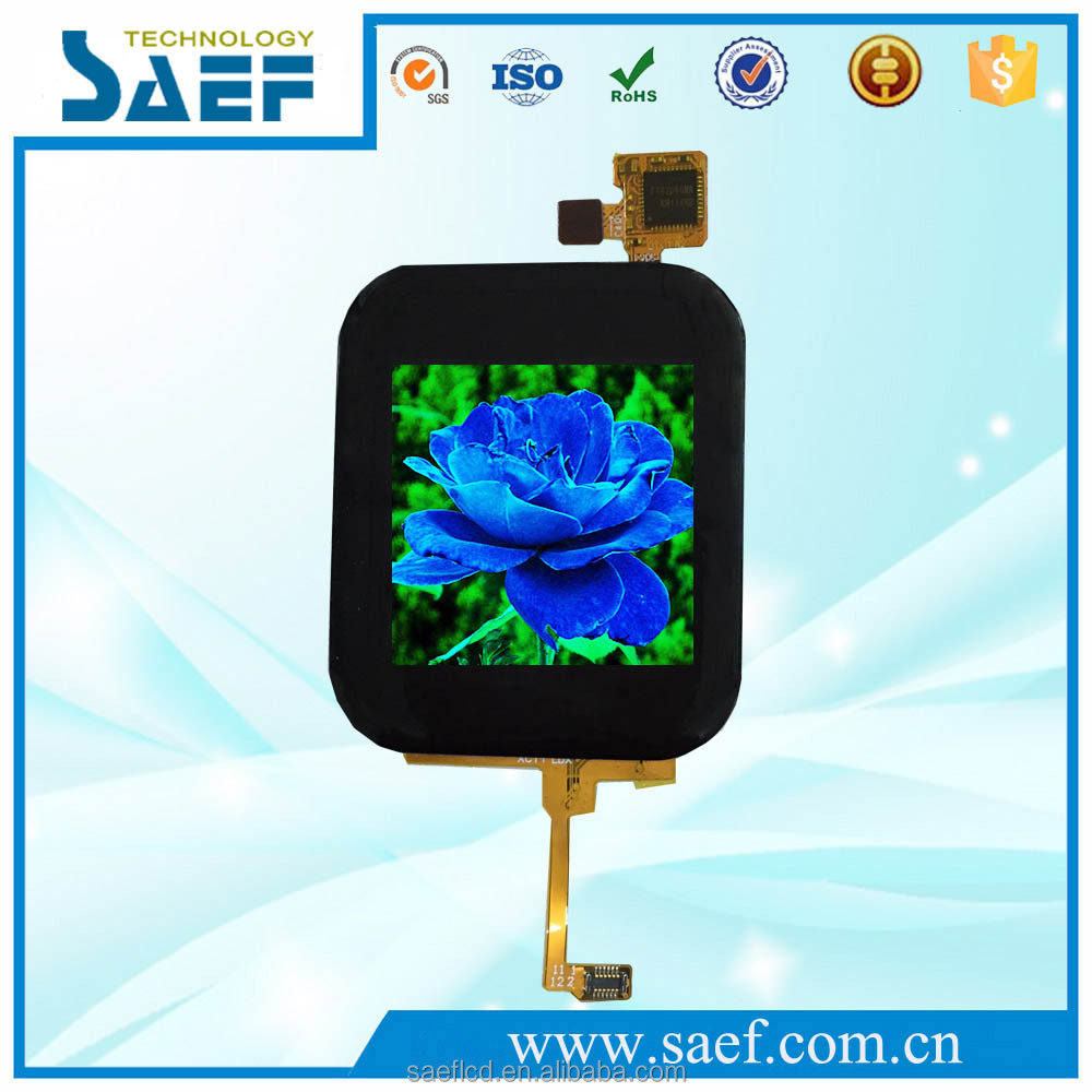 1.54 inch square tft lcd display 320x320 ips with mipi dsi interface lcd display panel +CTP
