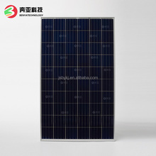 high efficiency 250w polycrystalline flexible solar panel kits