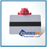 competitive price rfid magnetic stripe card and rfid combo