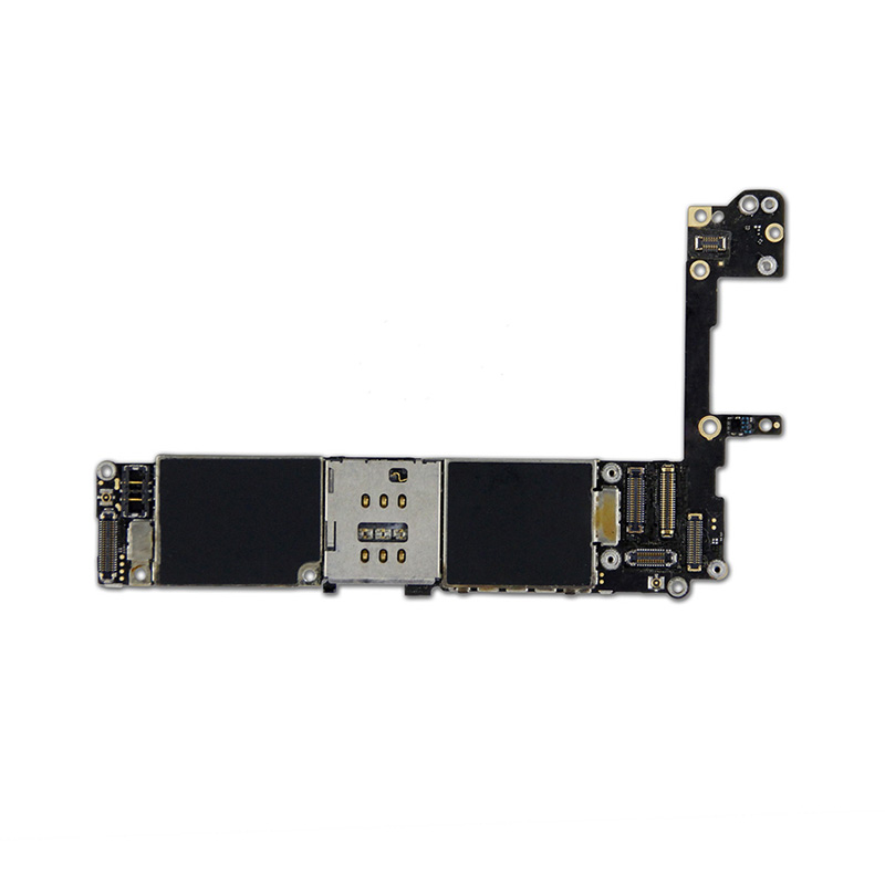 factory unlock mainboard no fingerprint 64GB 100% original motherboard for iphone 6S