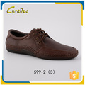 Breathable net surface leather eco casual men shoe