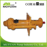 Submersible Pump 10m3 h Centrifugal Vertical Slurry Pump