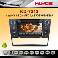 android 4.2 car audio wholesale for E90 E91 E92 E93