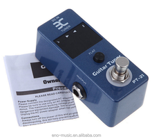 wholesale EX brand footswitch Pedal Tuner