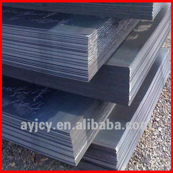 12CrMo1R steel gusset plates