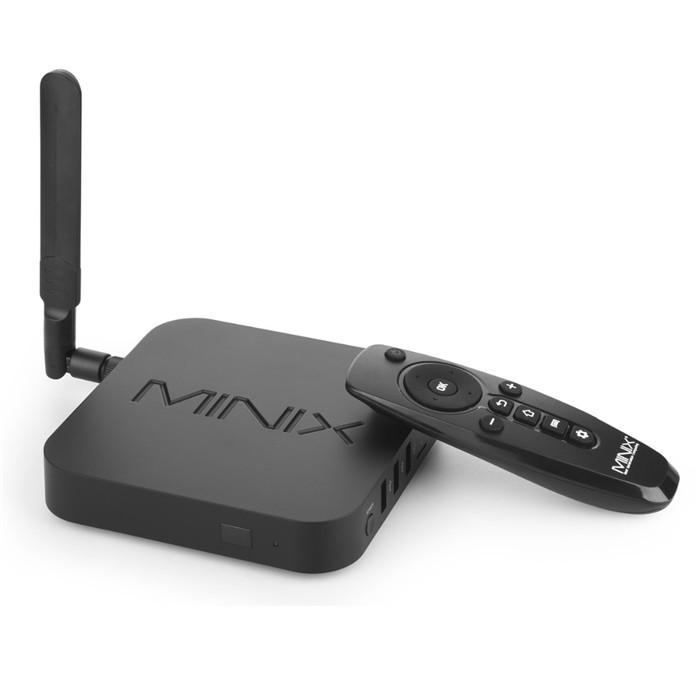Newest MINIX NEO U1 amlogic s905 quad core tv box 2gb ddr 16gb flash android 5.1 OS android tv box digital satellite receiver