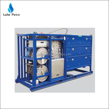 wireline/coil tubing well pressure control unit