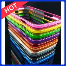 Aluminum bumper case For Samsung Galaxy S3 I9300 with Colorful